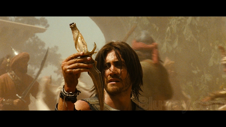 Prince Of Persia The Sands Of Time Blu Ray Release Date September 14 2010 Blu Ray Dvd