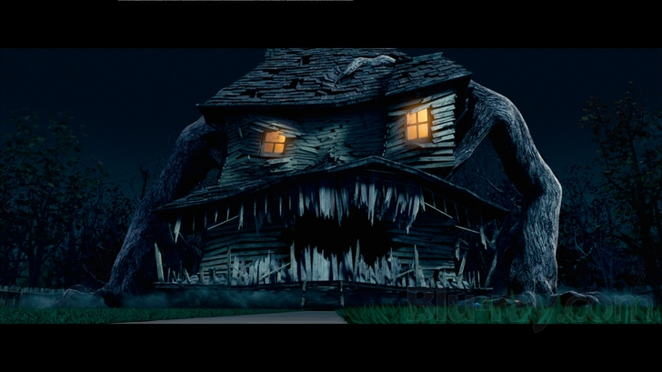 Monster House 3d Blu Ray