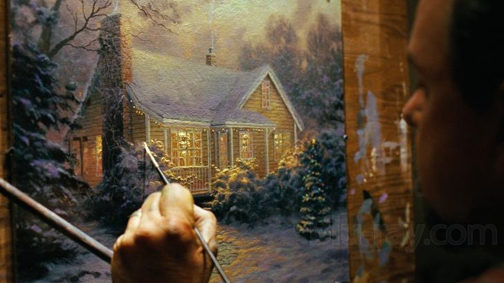 Thomas Kinkade S Christmas Cottage Blu Ray Release Date November 2 2010