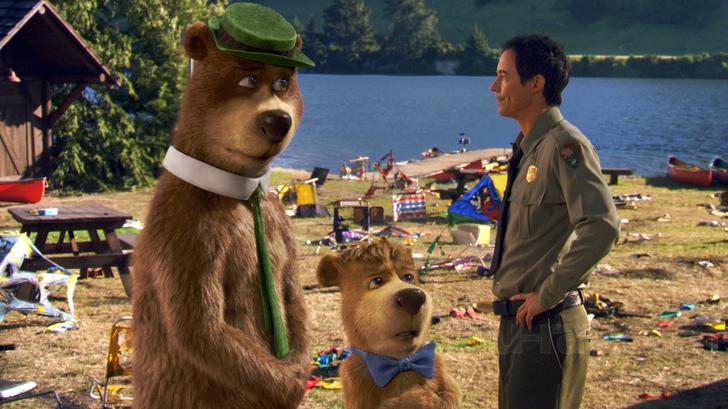 Yogi Bear Blu Ray Release Date March 22 2011 Blu Ray Dvd Digital