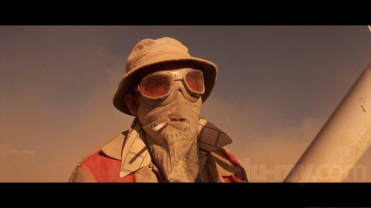 Fear And Loathing In Las Vegas Blu Ray Release Date April 26 2011
