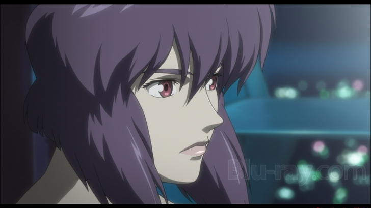 Ghost In The Shell Stand Alone Complex The Laughing Man Blu Ray Release Date June 21 2011