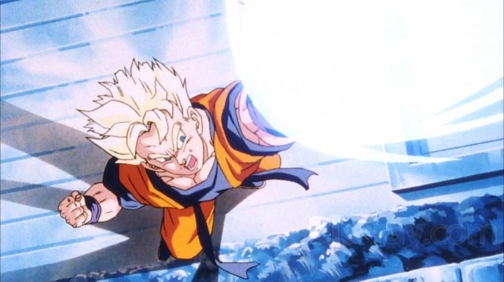 Dragon Ball Z The History Of Trunks Bardock The Father Of Goku