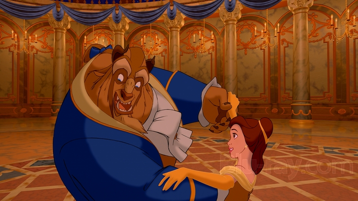 Beauty and the Beast 3D Blu-ray Release Date October 4, 2011 (Diamond  Edition)