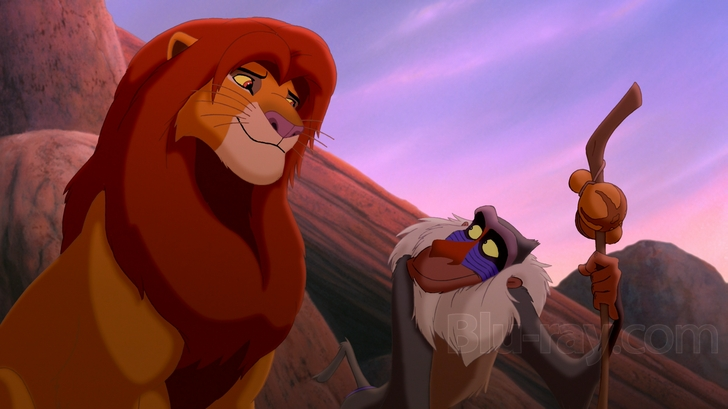 The Lion King 2 Simba S Pride Blu Ray Release Date March 6 2012 Blu Ray Dvd