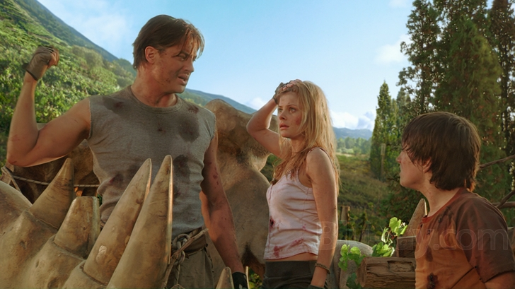 Journey To The Center Of The Earth 3d Blu Ray Release Date January 17 2012 Blu Ray 3d Blu Ray