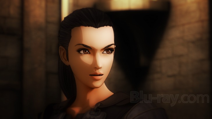 Dragon Age Dawn Of The Seeker Blu Ray Release Date May 29 2012