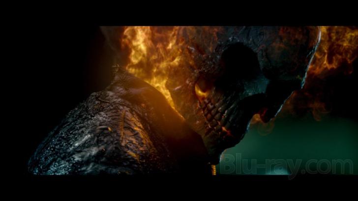 Ghost Rider: Spirit of Vengeance 3D Blu-ray