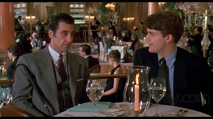 Scent Of A Woman Blu Ray Release Date June 5 2012