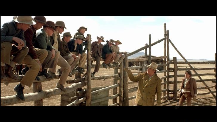The Cowboys Blu-ray