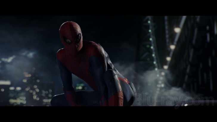 The Amazing Spider Man Blu Ray Release Date November 9 2012 Blu Ray Dvd