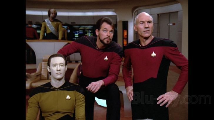 Star Trek: The Next Generation, Season 2 Blu-ray