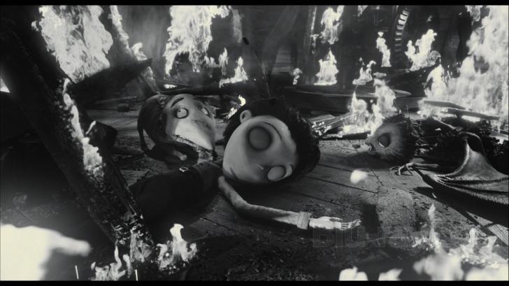 Frankenweenie 3d Blu Ray Release Date January 8 2013 Blu Ray 3d Blu Ray Dvd