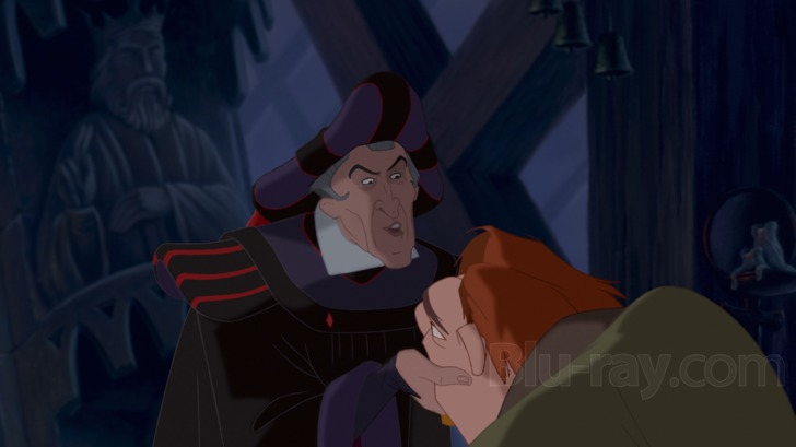 The Hunchback Of Notre Dame Blu Ray