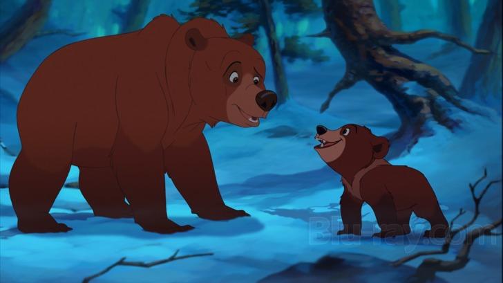 Brother Bear 2 Blu Ray