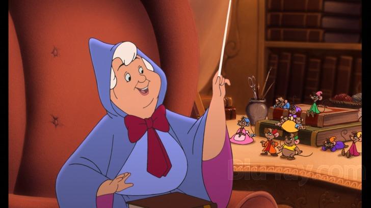 Cinderella Ii Dreams Come True Blu Ray Blu Ray Dvd