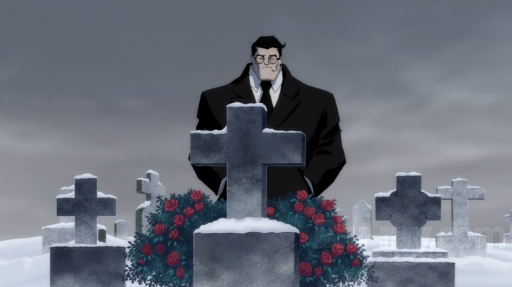 Batman: The Dark Knight Returns, Part 1 Review Indo