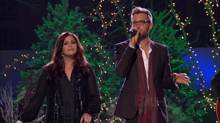 lady antebellum live on this winters night is presented on blu ray courtesy of eagle vision an imprint of eagle rock entertainment with an avc encoded