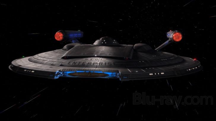 star trek enterprise blu ray review