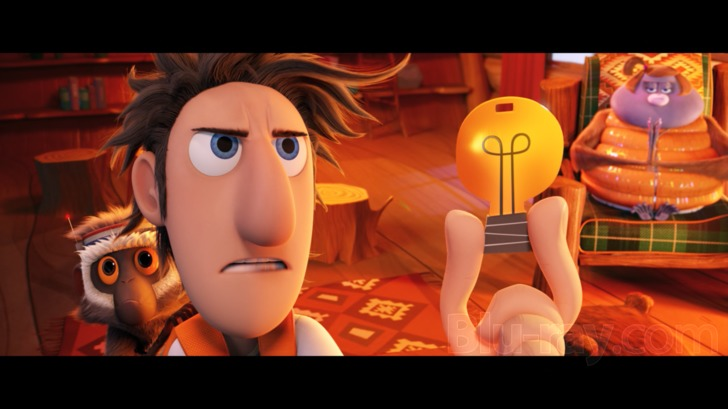Cloudy With A Chance Of Meatballs 2 Blu Ray Release Date January 28 2014 Blu Ray Dvd