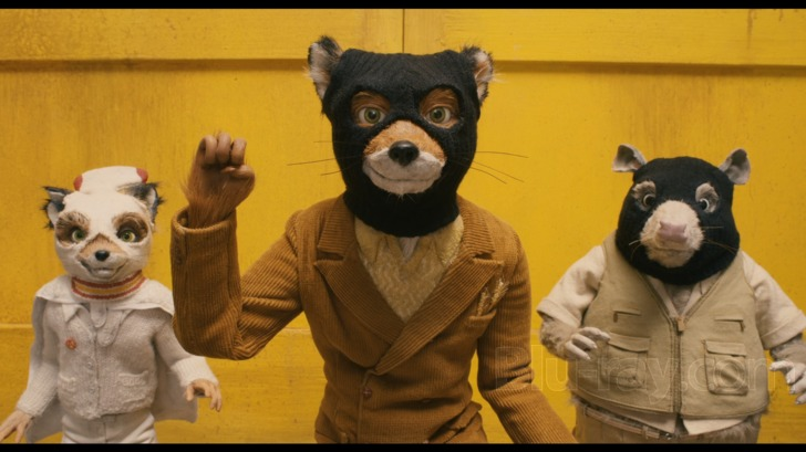 Fantastic Mr Fox Blu Ray Release Date February 18 2014 Digipack