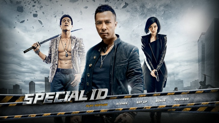 Special ID (2013) HD